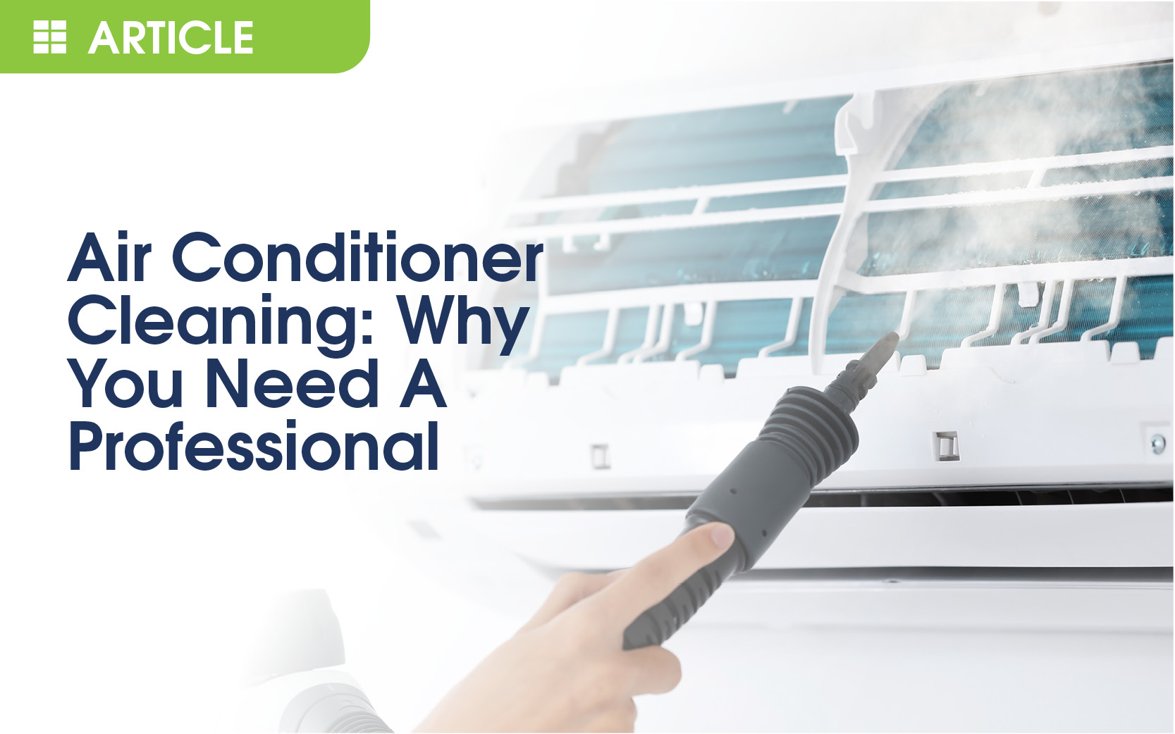 5 Reasons to Have Your Air Conditioner Professionally Serviced